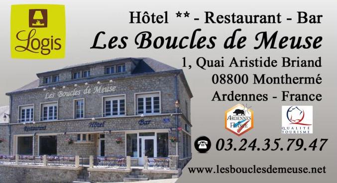Hôtel Restaurant Logis Les Boucles de Meuse